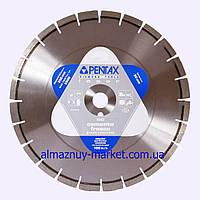 Пила алмазная для резки свежего бетона d350*30mm PENTAX 5C