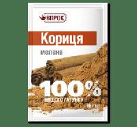 "Корица молотая 15 г  ТМ ""Впрок"""