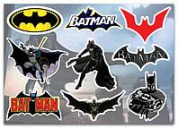 Stickers Pack Batman #261