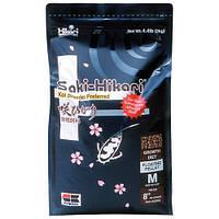 Корм для карпов кои Saki-Hikari Growth Diet Floating 5 kg (для быстрого роста с пробиотиками для прудовых рыб)