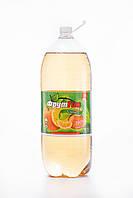"""Напиток безалкогольный сильногазированный  """"ФрутТим"""" Ситро 3,0л, на основе артезианской воды"""
