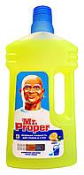 Моющая жидкость для полов и стен Mr. Proper Лимон - 1 л.