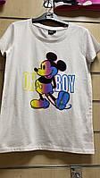 Женские футболки Mickey от Disney S, M, L XL