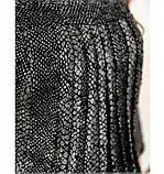 Повседневное женское платье серое, фото 3