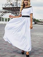 Длинное женское платье | 2093 sk