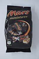 Шоколадные конфеты Mars Miniatures, 150 г