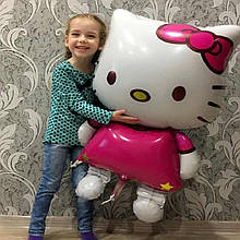 Воздушный шарик Китти 80 см 1627