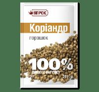 "Кориандр целый 20 г  ТМ ""Впрок"""