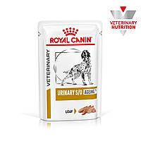 Royal Canin Urinary S/O Ageing7+ (паштет) 85г*12 шт для собак