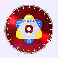 Пила алмазная для резки асфальта,бетона.абразивных материалов d350*25,4mm PENTAX BL