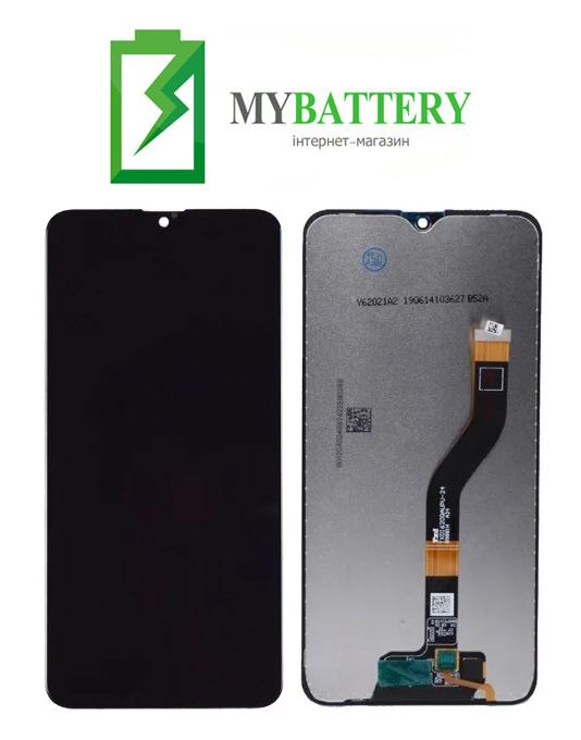 Дисплей (LCD) Samsung A107 Galaxy A10s TFT (подсветка оригинал) с сенсором черный