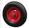Колесо на тачку 3.50-8 пневматическое D20 мм