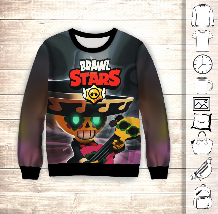 світшот дитячий 3d Brawl Stars Pokko повний каталог виробника цена в украине ціна в україні кофти та светри для хлопчиків від маркетплейс Donna