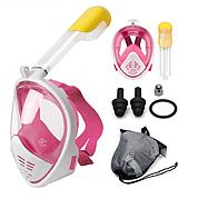 Полнолицевая маска для дайвинга