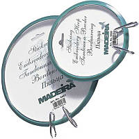 9460 Пяльцы Madeira пружинные для вышивания и штопки, диаметр 130 мм, Германия