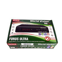 Тюнер DVB-T World Vision Foros Ultra