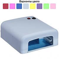 УФ-лампа для сушки ногтей для маникюра 36W (лампа для манікюру, сушіння нігтів)