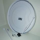 Светодиодный светильник накладной. Панель круглый 24W LEBRON, фото 3