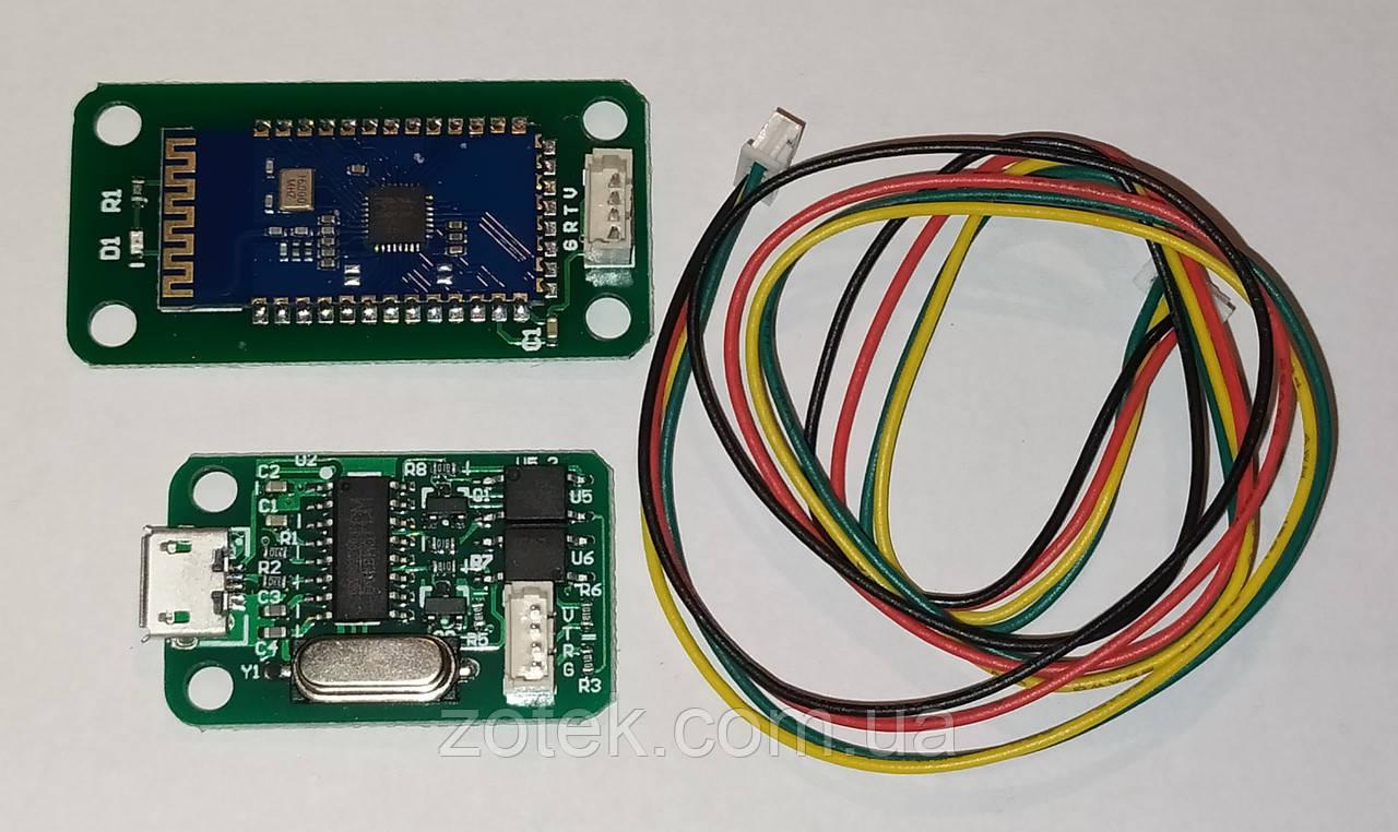 Комунікаційний модуль USB і Bluetooth для ЛБП RIDEN DPS5020, DPS5005, DPS3005, DPS5015, DPS8005, DPH5005
