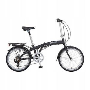 Складной велосипед Prophete 20 Shimano 7 Schwarz Німеччина