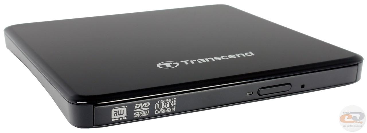 Портативный привод Transcend DVD±RW TS8XDVDS-K