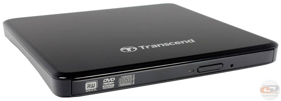 Портативный привод Transcend DVD±RW TS8XDVDS-K, фото 2