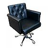 Крісло перукарське на пневматиці КЛАСИК FZ040, фото 2