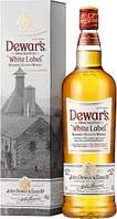 Виски Dewar's White Label 1 л в коробке Шотландия