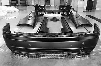 MANSORY rear bumper for Rolls-Royce Wraith