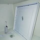 Светодиодный светильник накладной. Панель Квадратный 24W LEBRON, фото 3