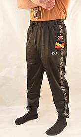 Брюки спортивные мужские под манжет с лампасой Ao Longcom - эластик