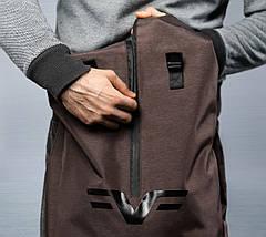 Рюкзак Frime City Brown, фото 2