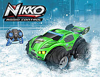 Машинка-амфибия на р/у вездеход Nikko VaporizR 2 Neon Green 94210 оригинал