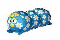 Антистрессовая подушка-валик Цацки-Пецки Гусеница 12аси03 2ив-3, КОД: 1198393