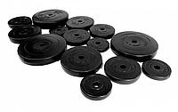 Диски Блины для Штанги Гантелей (10кг;5кг;2,5кг;1,25кг)Цена за 1 кг