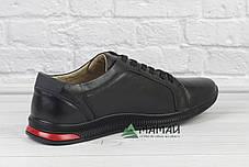 Туфлі чоловічі з Натуральної шкіри 40р, фото 2