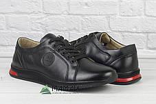 Туфлі чоловічі з Натуральної шкіри 40р, фото 3