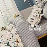 Постельное белье.   Постільна білизна     Комплект постельного белья. Евро размер., фото 2