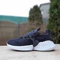 """Кроссовки Adidas Alphabounce Instinct """"Черные"""", фото 3"""