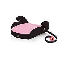 Автокресло детское бустер Coto baby TAURUS (15-36 кг) Розовый 3-12 лет автокрісло дитяче