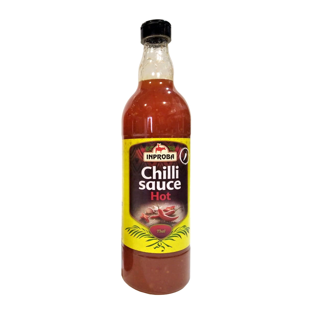 Соус Inproba Chilli HOT, гострий, 700мл, 6 шт/ящ