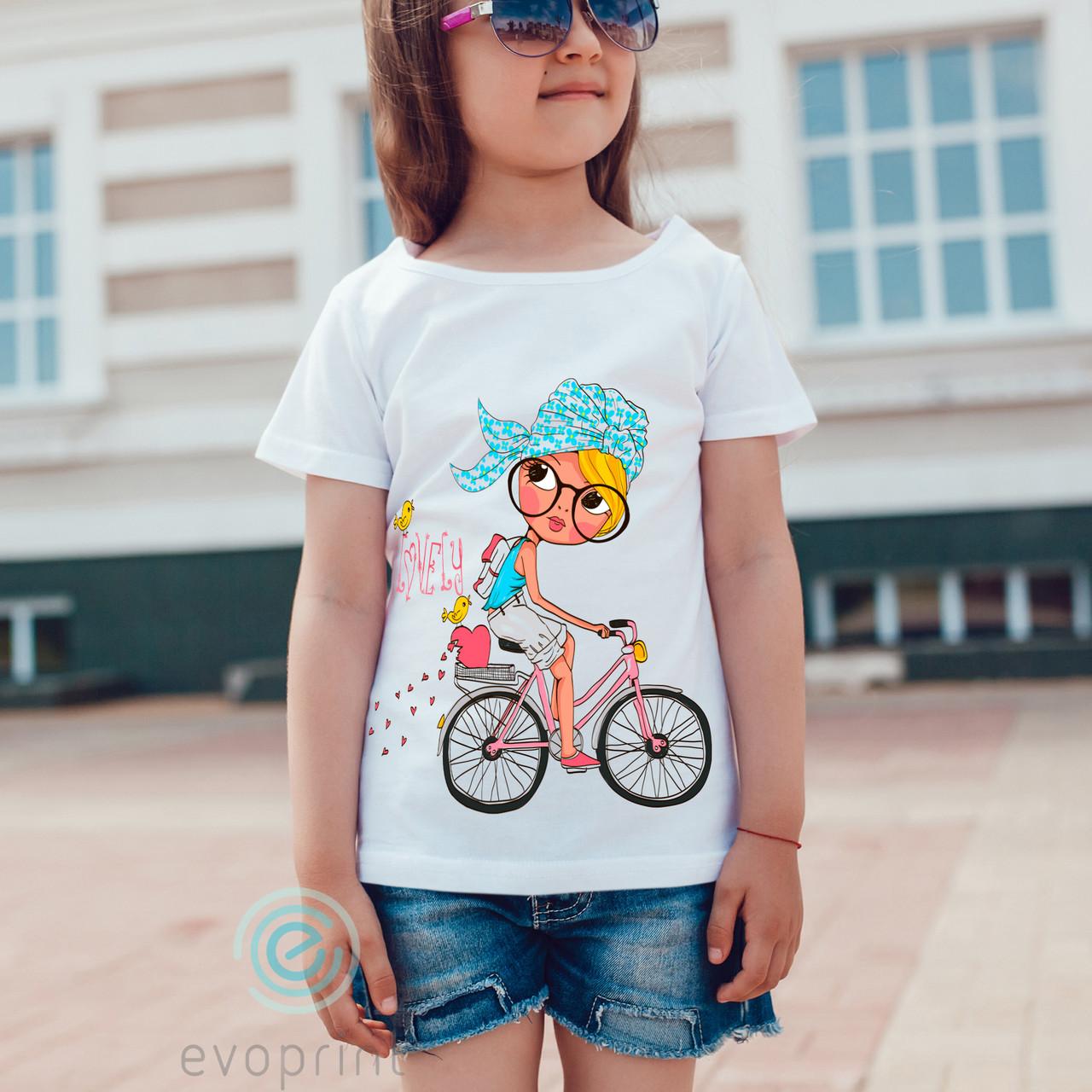 Нанесение принтов на детскую одежду