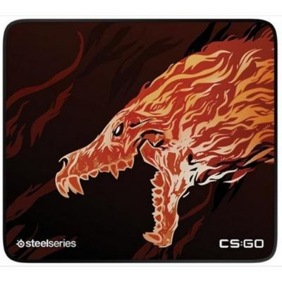 Коврик для мышки SteelSeries QcK+ CS:GO Howl Edition (63403)