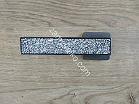 Дверная ручка Metal-Bud Deco графит/кристаллы