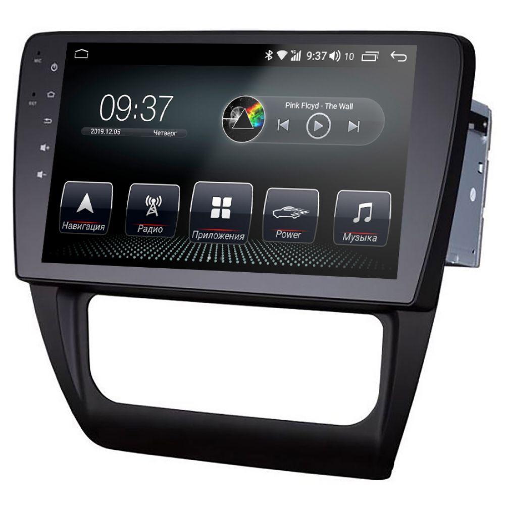 Штатная автомагнитола AudioSources Т200-1010S (VW Jetta 2010-2014)
