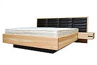 """Деревянная кровать Ориелла  """"парящая"""", фото 1"""