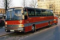 Лобове скло автобуса Setra S 215 H ( S 208-215 H)