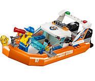 """Конструктор Bela 10752 (Аналог Lego City 60168), 206 дет. """"Операция по спасению парусной лодки"""", фото 4"""