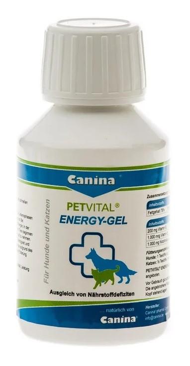 Petvital Energy Gel 100ml (для быстрого восстановления)