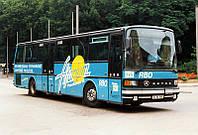 Лобове скло автобуса Setra Kassbohrer S 215 UL / SL (NR) / 219 SL